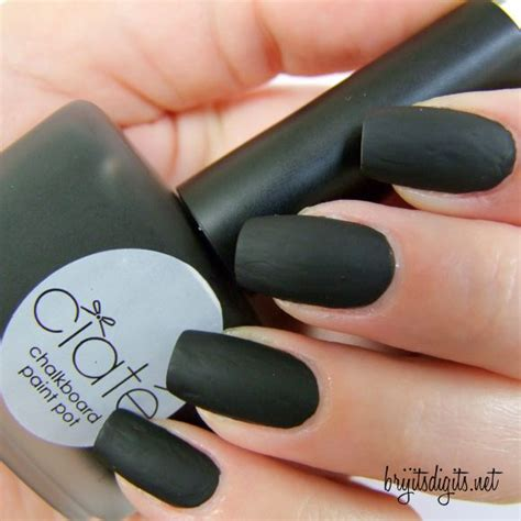chalkboard paint nail ciat 233 chalkboard paint pot nail of the day