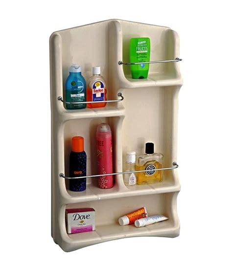 Bathroom Shelves Snapdeal Buy Cipla Plast Oasis Bath Shelf Ivory At Low