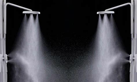 doccia vapore nebia la doccia trasforma acqua in vapore la nuova