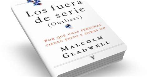 libro outliers the story of los fuera de serie libro salud y vida integral