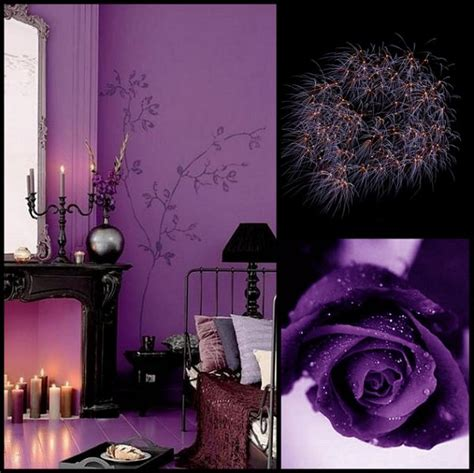 purple and black room 25 best ideas about black and purple wallpaper on