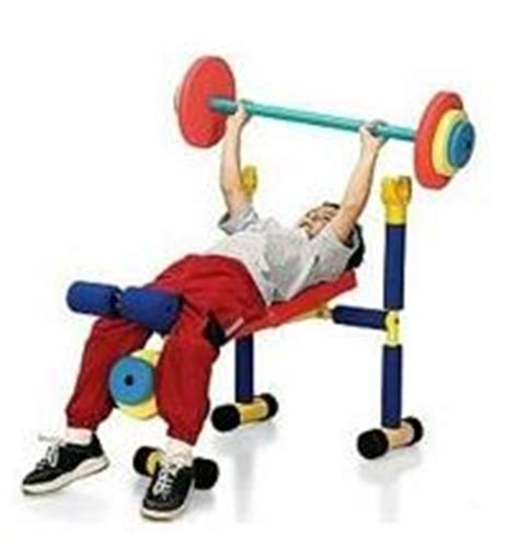 what should i bench for my weight kids weight bench