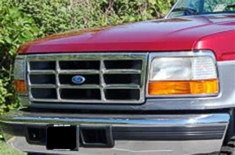 2003 ford f250 grille 2003 ford f250 winter grill cover upcomingcarshq