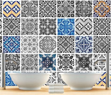 tile stickers tile decals backsplash decal backsplash