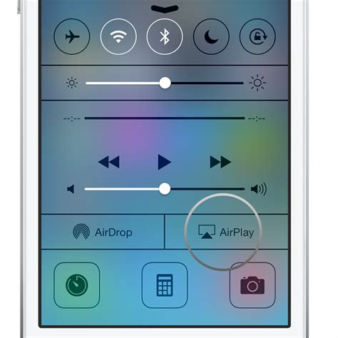 apple airplay use airplay to wirelessly stream content from your iphone