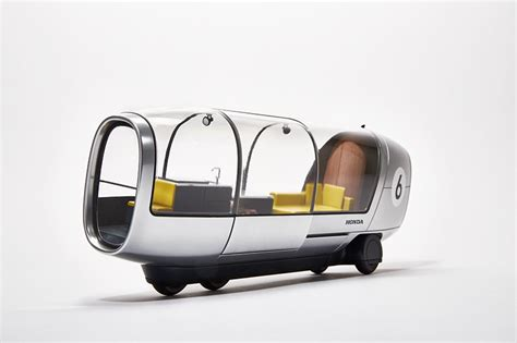 designboom products honda commissions series of autonomous vehicles designed