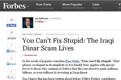 Dinar Scams Forbes Article | dinar scams forbes article iraqi dinar scam fraud