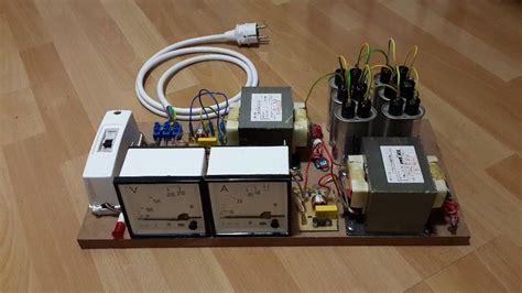 Trafo Microwave mikrodalga f箟r箟n trafo y 252 ksek voltaj ark elektrik