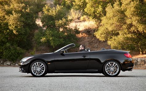 2012 Infiniti G37s Convertible Topless 06 Photo #41995025