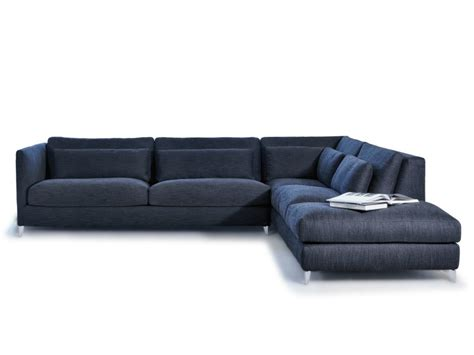 slim sectional sofas 930 zone slim xl sectional sofa by vibieffe design