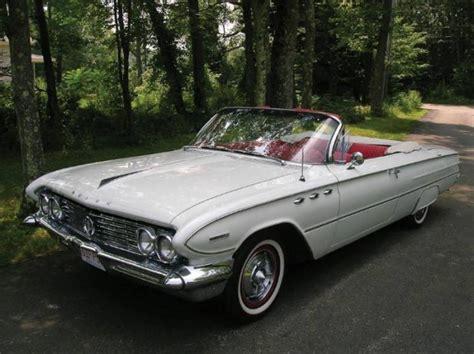1961 buick invicta convertible or sale autos post