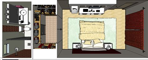 Floor Plans With Mother In Law Suite tatinteriores projeto su 237 te master