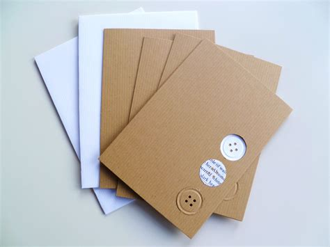 Handmade Notecards - easy peasy handmade notecards decorator s notebook