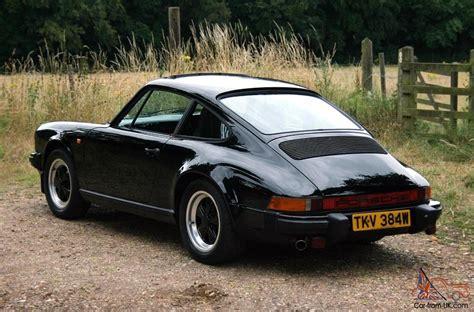 Porsche 911 Sc 1981 by 1981 Porsche 911 3 0 Sc