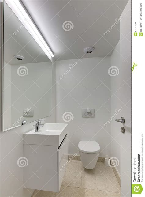 Led Lighting For Home Interiors Luxurious Bathroom Stock Image Image Of Bath Beautiful