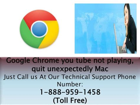 chrome quit unexpectedly 1 888 959 1458 google chrome is not working after update