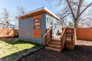 small house in modern tiny house in