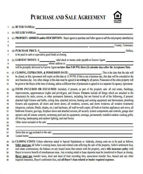 Commercial Lease Agreement Sle by 25 Sle Business Agreement Forms