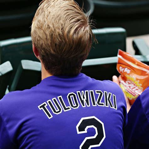 Troy Tulowitzki Shirt Giveaway - colorado rockies misspell troy tulowitzki s name on giveaway t shirt night