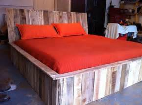 Bed Thing by Wood Accents For A Special Touch