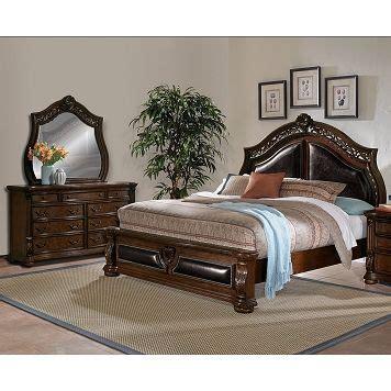 alisdair queen sleigh bed 5 pc bedroom package american signature furniture morocco bedroom 5 pc queen