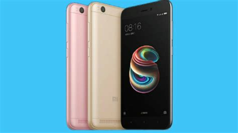 Sold Redmi 5a Pesanan xiaomi redmi 5a with 2gb ram will sell for rs 5 999 from