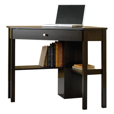 sauder corner desk cherry sauder beginnings corner computer desk cinnamon cherry