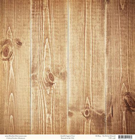 Paper From Wood - wood grain crate paper all boy scrappish stuff
