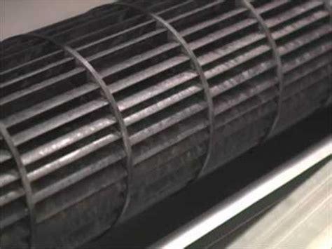 fujitsu mini split fan motor replacement mini split evap motor change out and blower cleaning doovi
