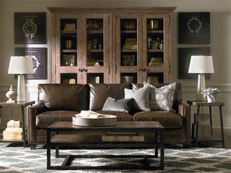 bassett living room furniture custom leather ladson sofa by bassett furniture