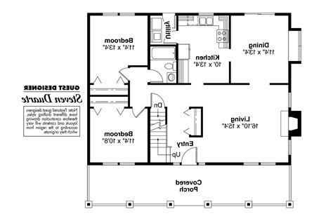 bungalow floor plan with elevation bungalow house plans alvarado 41 002 associated designs