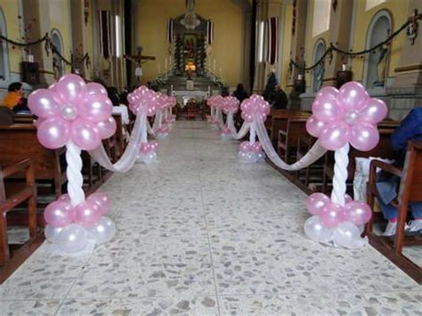 Bautizo Ni 209 O Decoraciones Globos Magicos by Decoracion De Chimbombas Decoraciones Faciles Con Globos Fotos De Excelentes