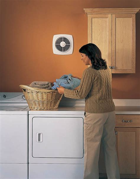 laundry room exhaust fan amazon com broan 509 180 cfm 6 5 sones through wall