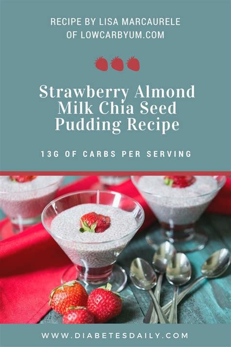 chia seed centered recipes a complete cookbook of chia licious dish ideas books strawberry almond milk chia seed pudding recipe