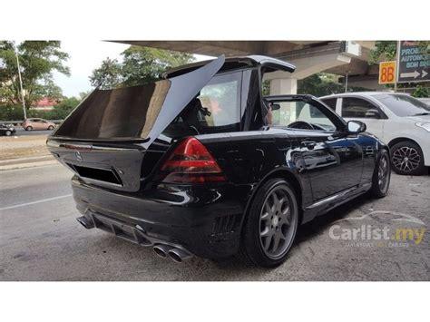 how it works cars 2002 mercedes benz slk class parental controls mercedes benz slk230 kompressor 2002 2 3 in kuala lumpur automatic convertible black for rm