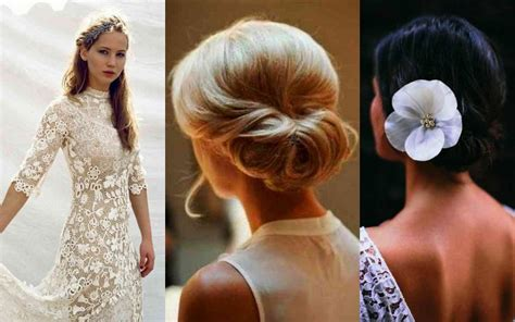 Wedding Hairstyles For Length Hair by Medium Length Hairstyles Wedding Hairstyles