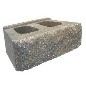 large retaining wall block retail home depot pictures to