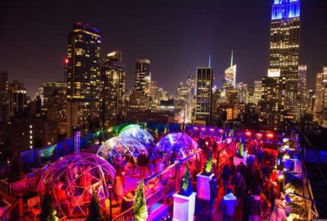 nyc roof top bars rooftop bar nyc winter best image voixmag com