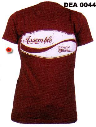 Jual Kaos Sablon Berbagai Desain desain untuk sablon baju kaos