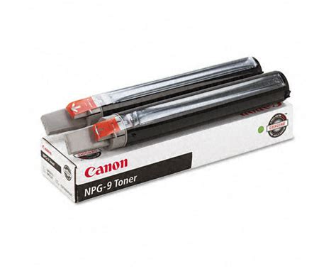 Toner Canon Npg 35 Calor canon npg 9 oem toner cartridge 2pack 7 600 pages ea