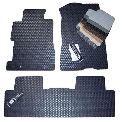 gmc terrain custom  weather floor mats