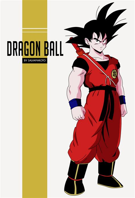 Imagenes De Goku Adolescente | teen goku by salvamakoto on deviantart