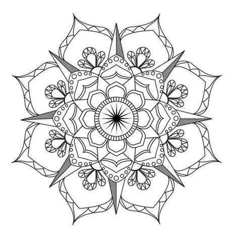mandala coloring book ideas flower mandala coloring pages best 25 mandala coloring
