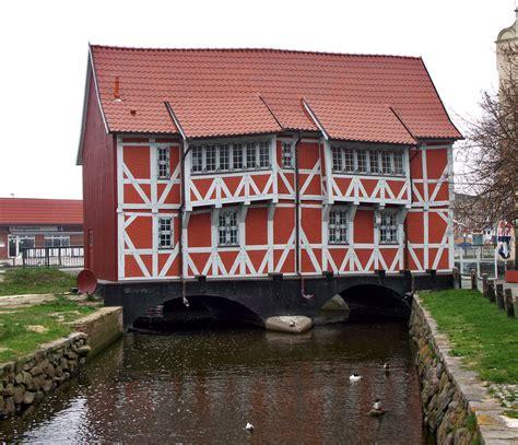 Haus 7 Wismar by Das Rote Haus In Wismar Bild Foto