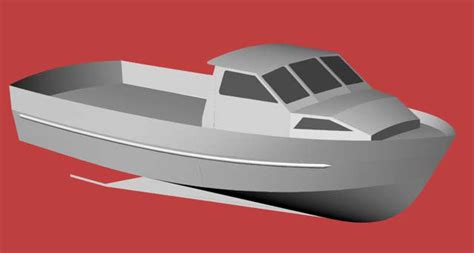 displacement fishing boat plans boat ihsan displacement fishing boat plans