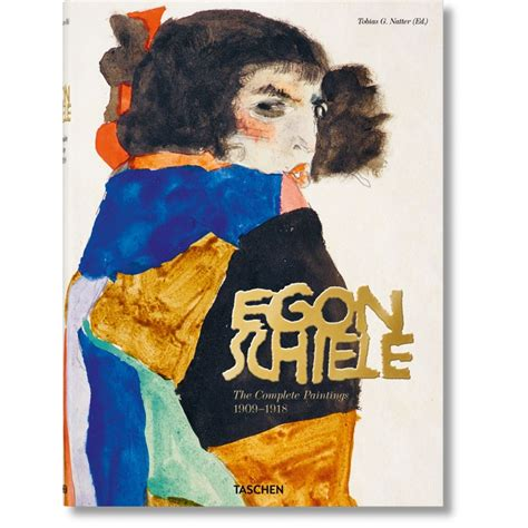 libro egon schiele egon schiele the complete paintings 1909 1918 taschen libri it
