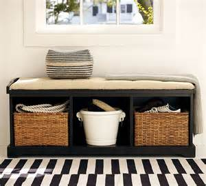 black entryway bench with storage baskets cushions 50 awesome storage bench design for your home top home