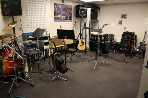 Band Room by Downstairs Is The Quot Arts Craft Quot Room Where We Express