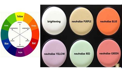 color correction colour correcting makeup mugeek vidalondon