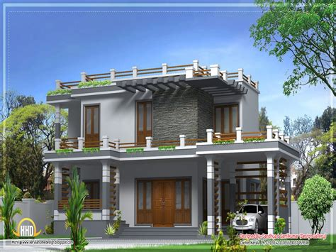 home design in 2016 new house plan in kerala 2016